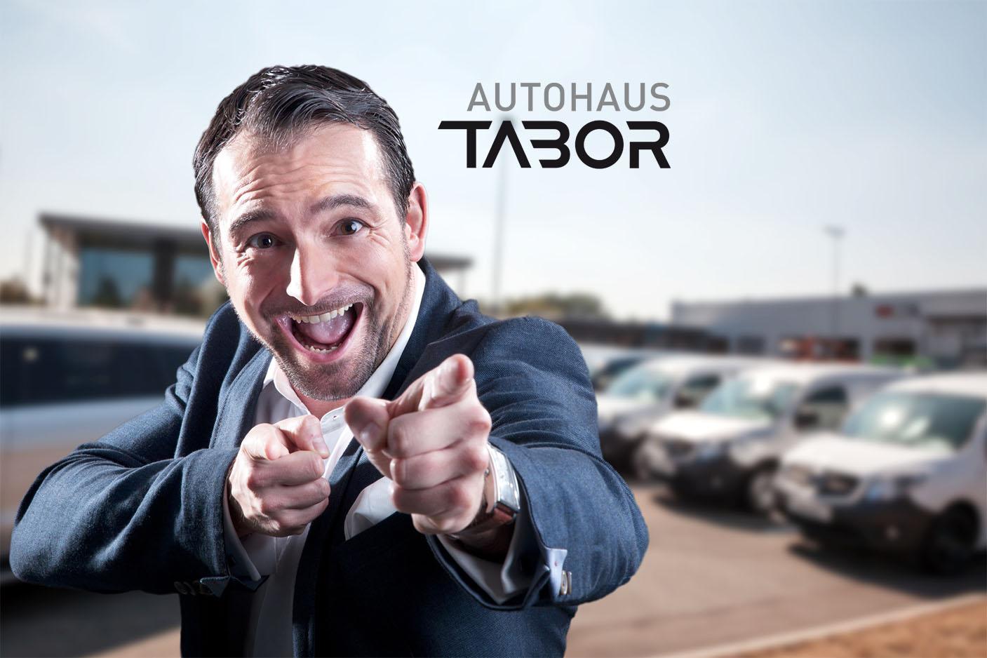 Automobilverkäufer Autohaus Tabor